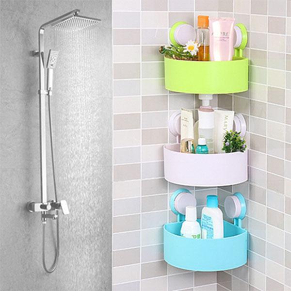 Bộ đồ dùng phòng tắm - giá để đồ dùng