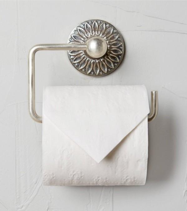 Bộ đồ dùng phòng tắm - khay đựng giấy vệ sinh