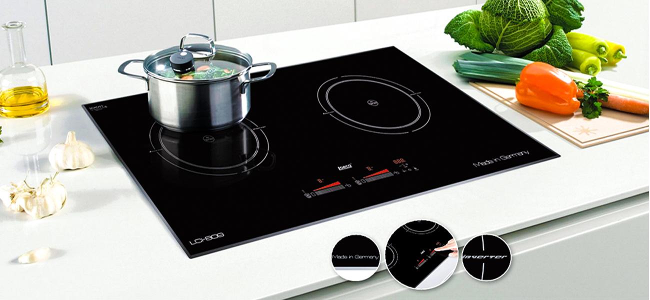 Dùng bếp từ tốn điện không