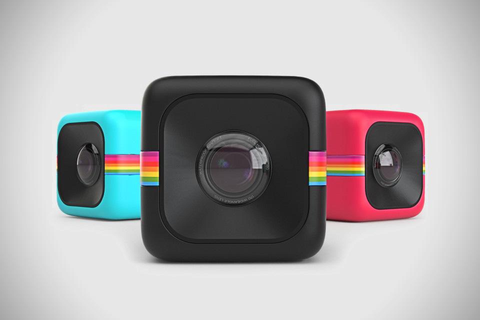 Camera Polaroid Cube