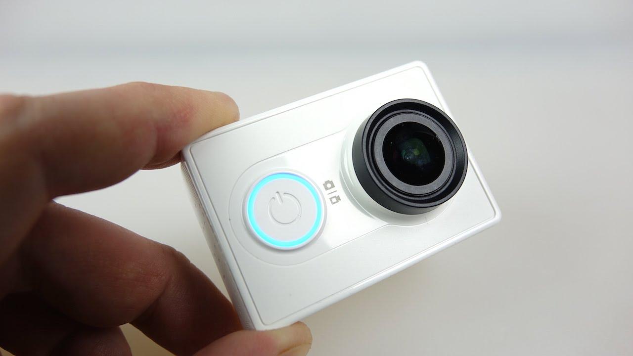 Camera Xiaomi Yi Action