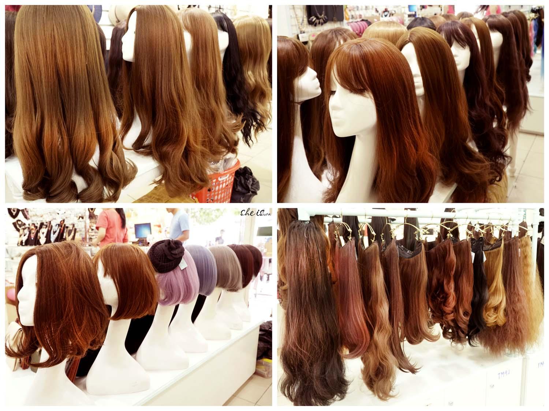 tóc giả