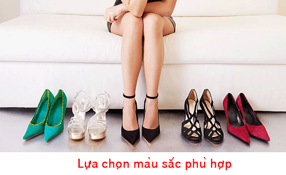 Những lưu ý khi chọn mua giày cao gót đúng cách 04