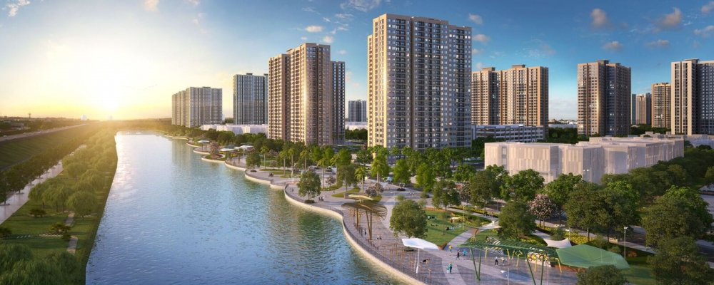 Đơn vị chủ đầu tư đang đẩy nhanh tiến độ VinCity Ocean Park