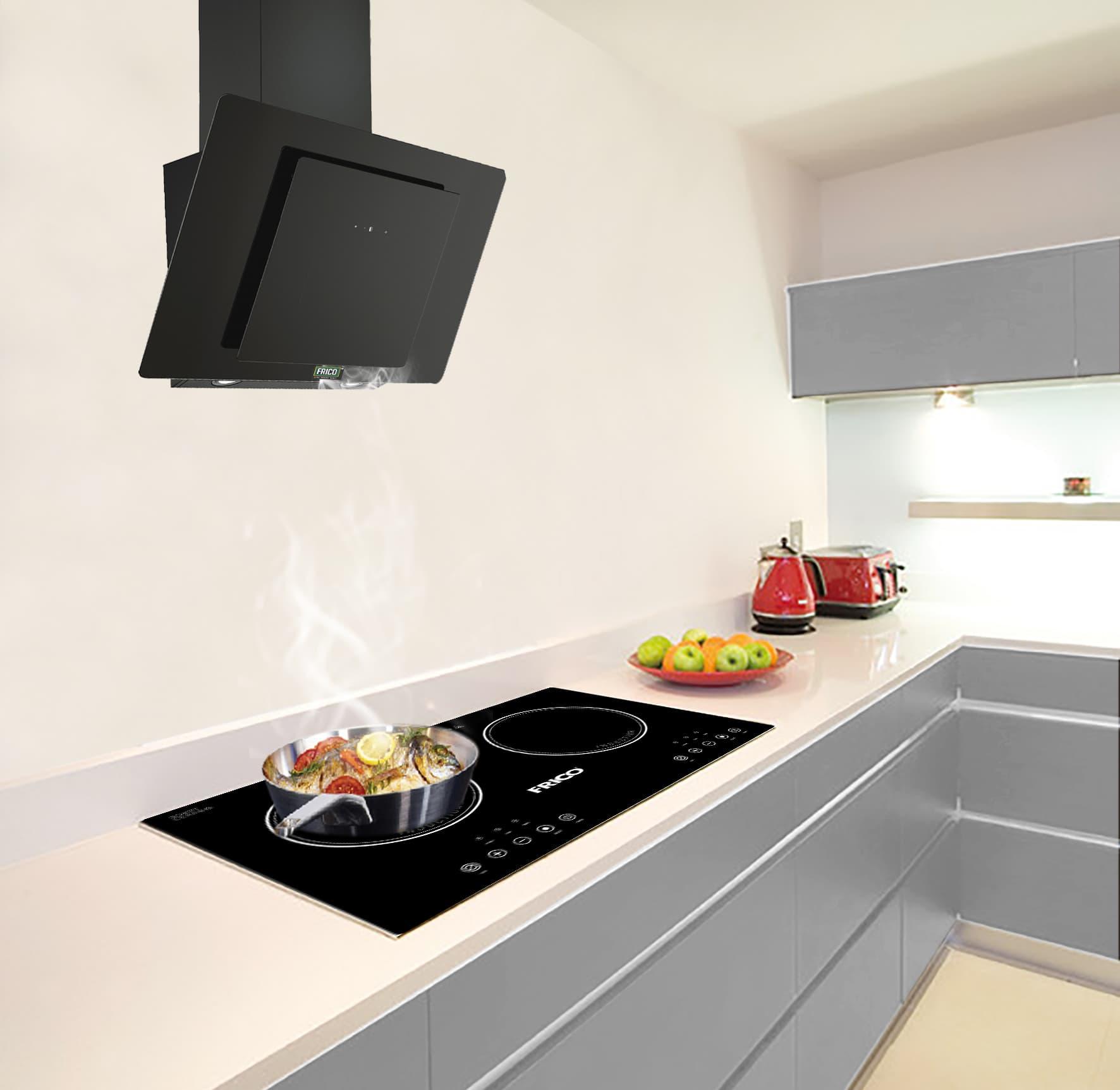 bếp từ frico của đức thiết kế