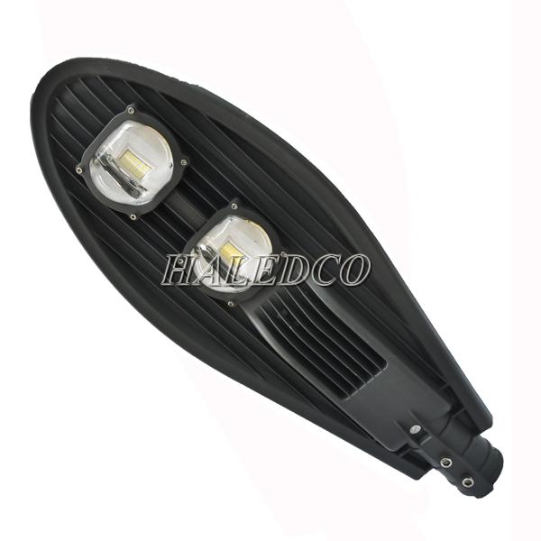 4 bộ chính cấu tạo nên bộ đèn đường led áp dụng công nghệ tản nhiệt TCPlus 5s